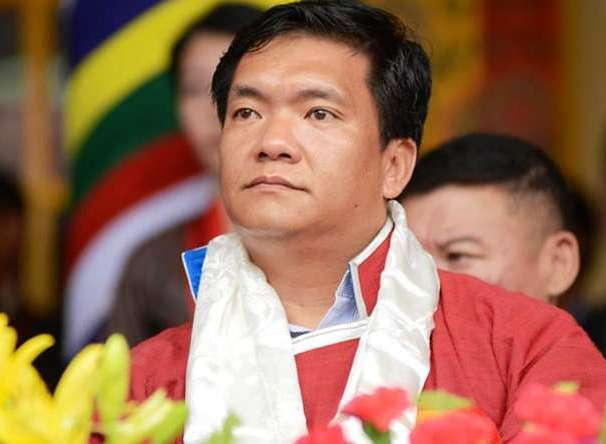 Khandu urges officials to expedite land acquisition process of Itanagar-Banderdewa 4-lane highway