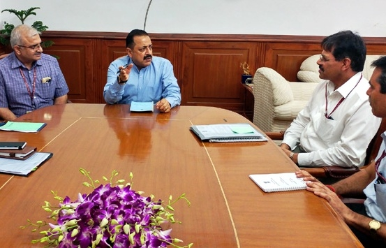 Railway Engineers seek Jitendra's intervention for timely promotions in Railway Ministry