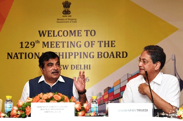 Gadkari calls for skill development in maritime sector; says job generation is govt's major priority