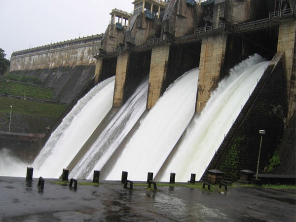 Two percent water account of 91 reservoirs goes down in the country