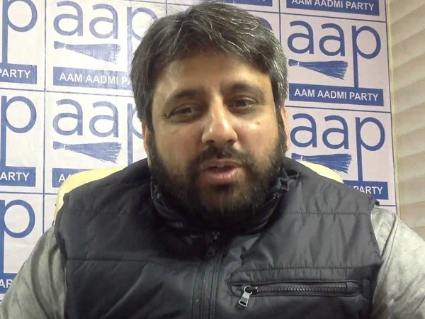 AAP MLA Amanatullah Khan arrested by Delhi police over charges of molesting and abusing woman