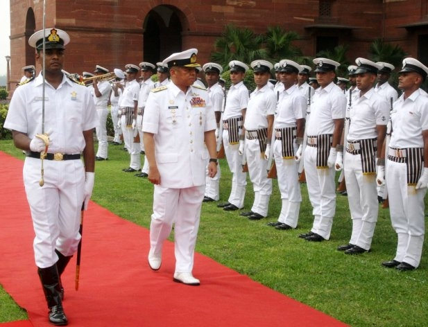 Royal Malaysian Navy's Chief visits India to explore new avenues for cooperation between both navies