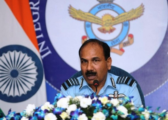 'Last radar contact with missing AN-32 aircraft was when it was in the east of Chennai': IAF Chief