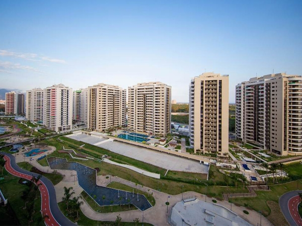 Rio 2016 countdown begins as Olympic village open doors to shelter international athletes