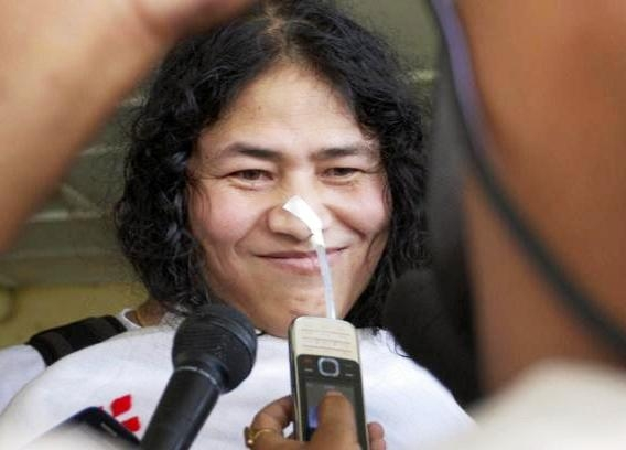 Manipuri activist Irom Sharmila to break her 16-year-fast, says will contest elections in Manipur