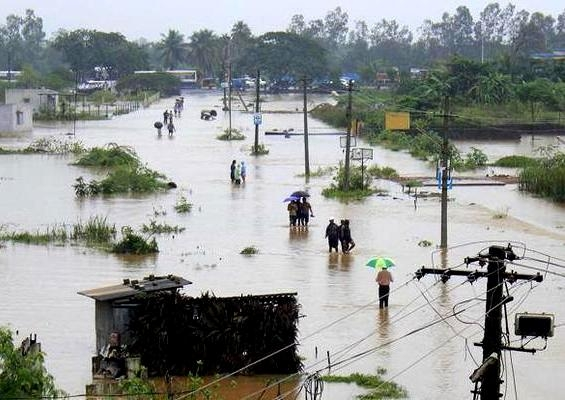 Flood situation in Assam continues to be critical; over 12.5 lakh people affected in 18 districts