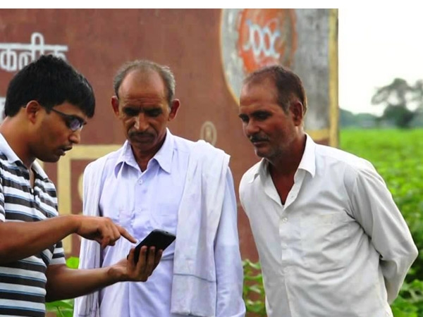 Centre launches agricultural mobile applications, web portals for farmers' benefit