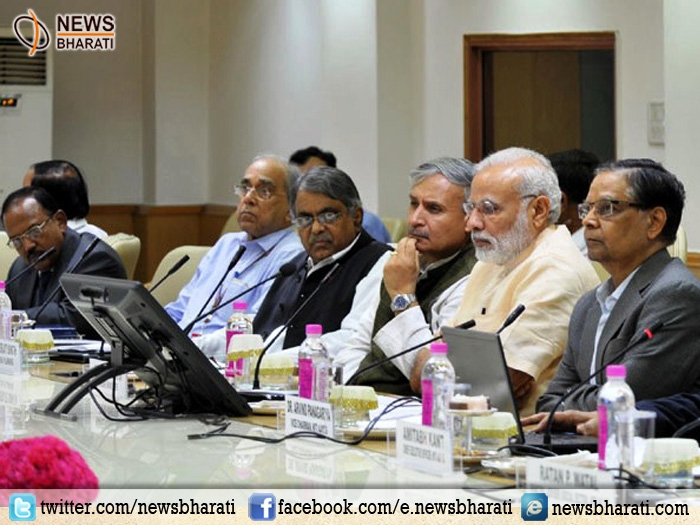 PM Modi chairs NITI Aayog meeting; gives a concrete shape to 15-year vision document