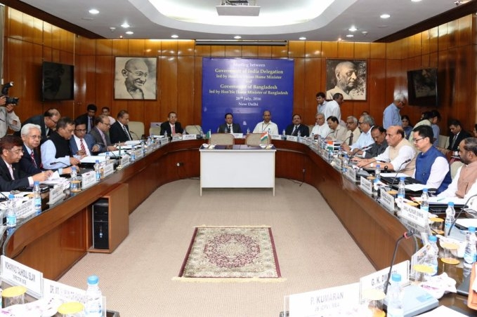 India and Bangladesh discuss effective  implementation of border management plans