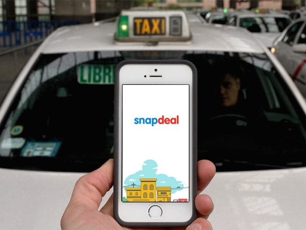 Commuters can now hire Uber cabs using Snapdeal App as both companies tie up to boost business