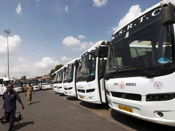Goa suspends bus services to Karnataka for two days after Mhadei Water tribunal protests
