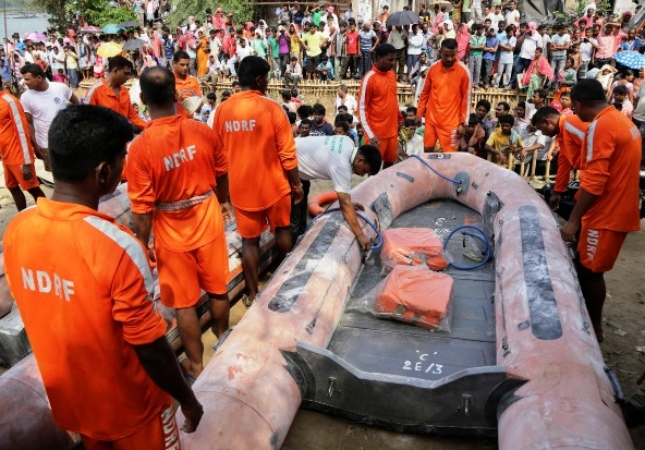 Incessant rains cause havoc in many States; rescue and evacuation operation underway