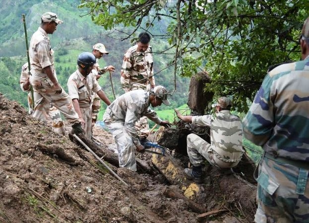 At least 30 killed due to heavy rains, cloudburst in Uttarakhand; rescue operations underway