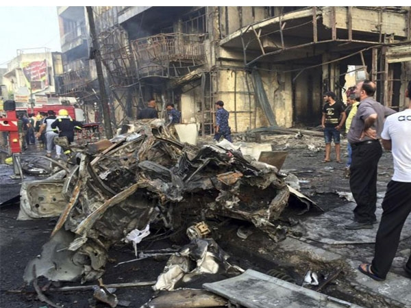 80 people killed, 132 wounded in Baghdad street bombings; ISIS claims responsibility