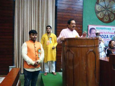 खुदा को घृणा, कटुता और हिंसा स्वीकार नहीं है : इन्द्रेश कुमार