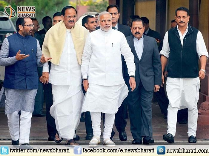 #ModiCabinet: Major ministerial reshuffle takes place; Javadekar elevated to cabinet rank, 19 new ministers inducted