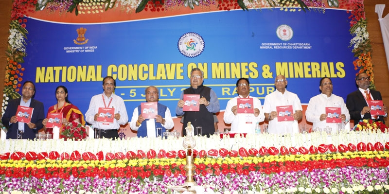 National Mineral Exploration Policy unveiled; it would give a major boost to the economy says Tomar