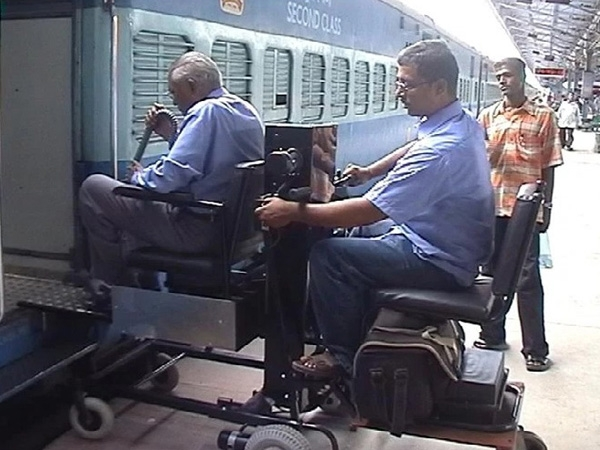 Govt to issue concession certificate for physically challenged for convenient journey in trains