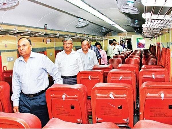 Indian Railways' DEMU trains get its first ever AC coach
