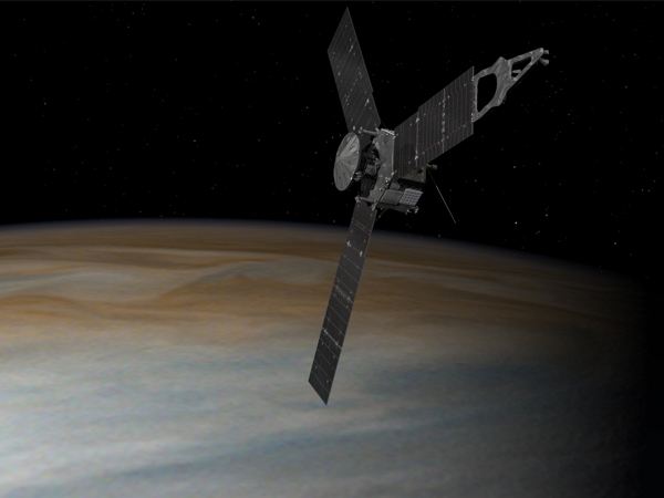 NASA' Juno enters Guinness records as 'Fastest' and 'Most distant solar-powered' spacecraft