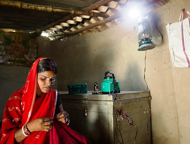 Govt electrifies a total of 9,653 villages till date under Deen Dayal Upadhyaya Gram Jyoti Yojna