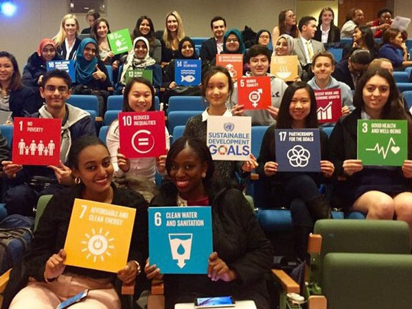 United Nations announces key initiatives to work on development of world's youth