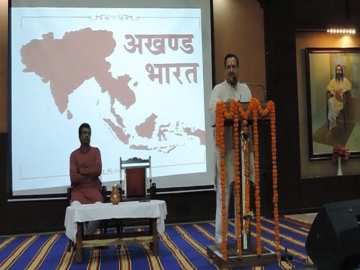 Vow to make Akhand Bharat a reality: Indresh Kumar