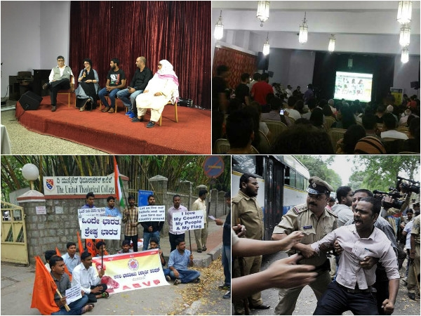 NGO Amnesty India booked for sedition charges; anti-India slogans raised during Bangalore event
