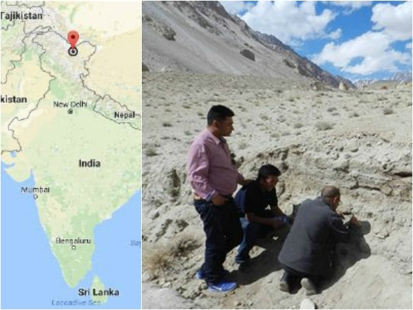 Archaeological Survey discovers ancient camping site near Ladakh dating back to 8500 BC