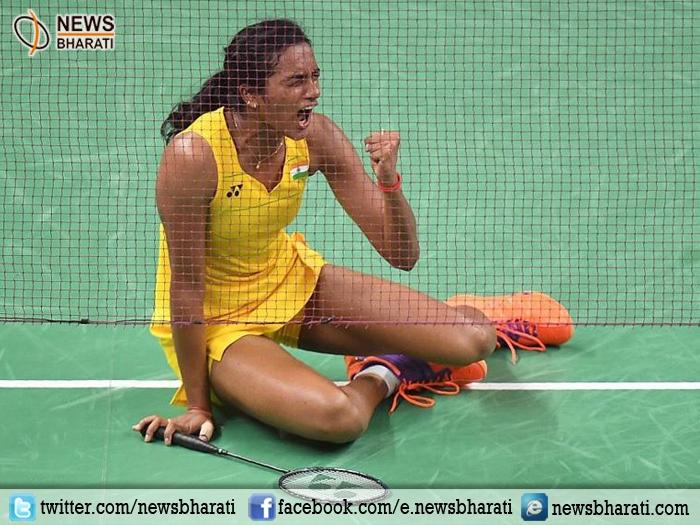 Shuttler P.V. Sindhu smashes Chinese Wang Yihan out of Olympics to enter semi-finals