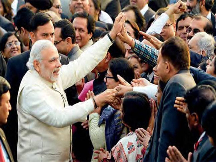'Mood of the Nation' is in favour of NDA: Survey