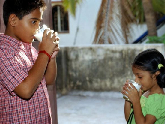 National diary development board to implement 'Giftmilk' scheme to improve child nutrition