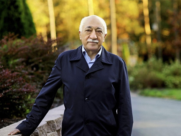Turkey sends second document of request to US for the arrest of Fethullah Gulen