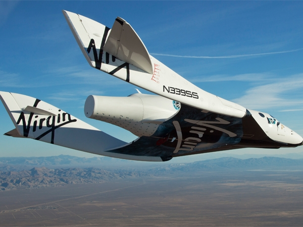 Virgin Galactic gets operating license for 'SpaceShipTwo' to take space tourists aboard