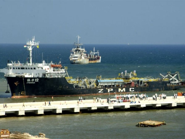 Vishakhapatnam Port expands after several projects get inaugurated for development purpose