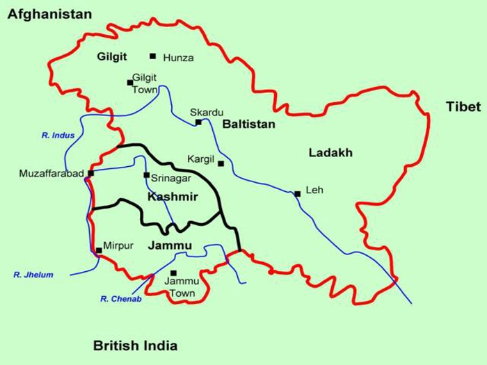 Language policy for Kargil-Baltistan parts of Ladakh
