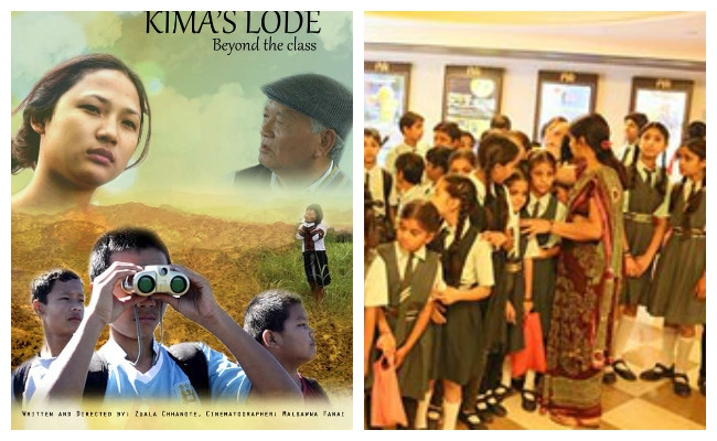 Nagaland children gear up for educative and entertaining 'CFSI Film Bonanza'