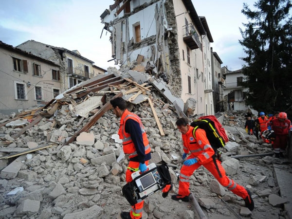 Death toll after Italy earthquake rises to 247