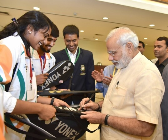 Government to set up Special task force for Olympics Games: Prime Minister  Modi
