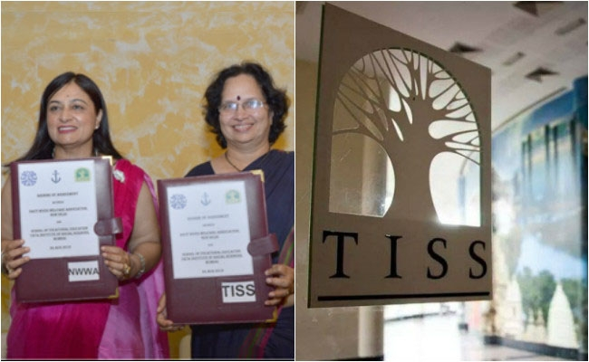Navy Wives Welfare Association signs MoU with TISS to qualify as pre-primary school teachers
