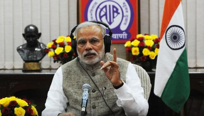 New India manifests strength, skills of 125 cr Indians to create Bhavya and Divya Bharat: PM Modi at #Mannkibaat