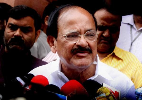Celebration of Independence to infuse patriotic fervor amongst youth and children: Venkaiah