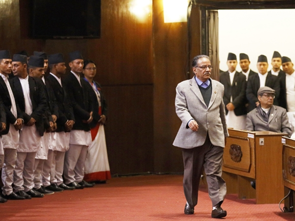 With crucial backing from Madhesis, Maoist Prachanda to become new PM of Nepal