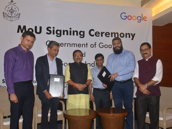 Goa signs MoU with Google India to transform it into digital state