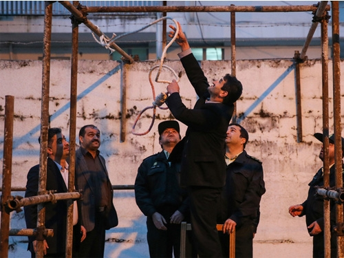 Iran executes up to 20 kurdish Islamists on charges of terrorism