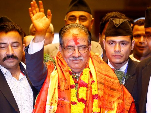 Prachanda gets elected as Prime Minister of Nepal; assures all round development of nation