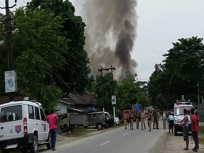असम आतंकी हमले में 14 की मौत, किसी भी आतंकी संगठन ने हमले की जबाबदारी नहीं ली