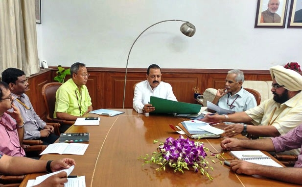 North Eastern Council to be reoriented to address new emerging issues in NE region: Jitendra