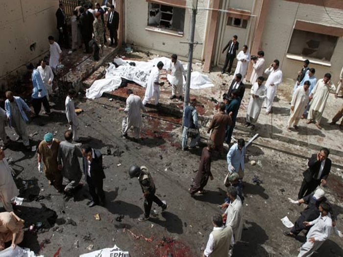Quetta Civil Hospital blast claims 53 lives, 56 others reported injured
