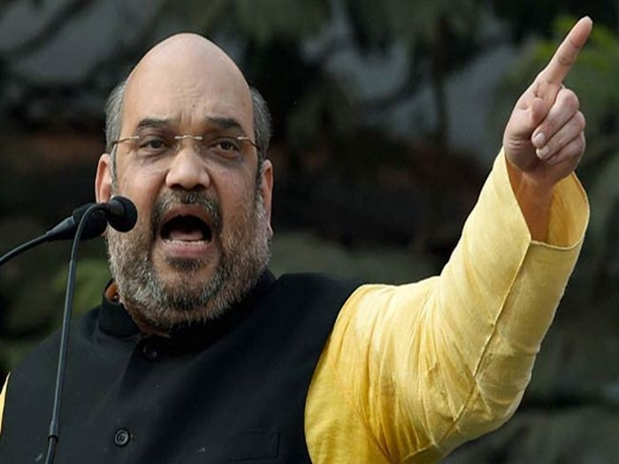 Uproot Congress party from entire Manipur: BJP Chief Amit Shah